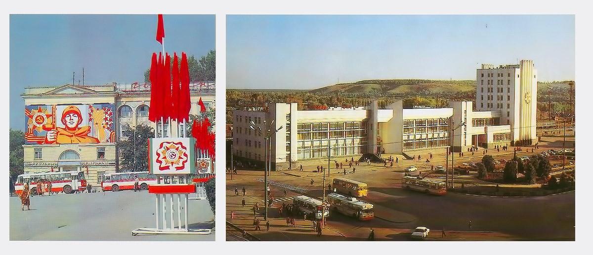 Живая открытка в белгороде 103